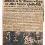 50 Jahre Siedlergemeinschaft Drewer-Mark